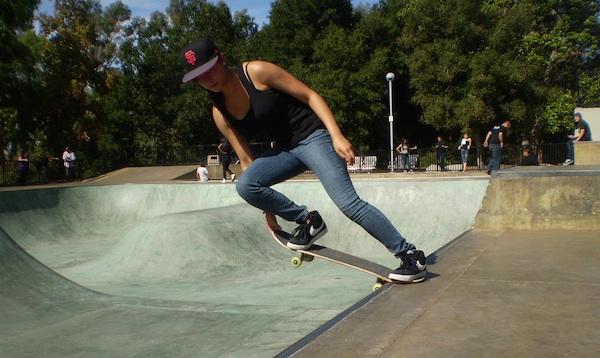 women's skateboarding [audio] – pfungcollects
