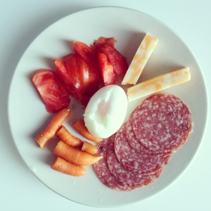 Quick Snack Plate