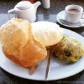 Puri Masala from the German Bakery