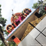 A Temple in Kovalam Beach