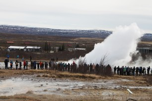 Geysir Erruption