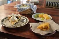 Oreo Cheesecake and Chicken Empanadas at Sugar Mama's